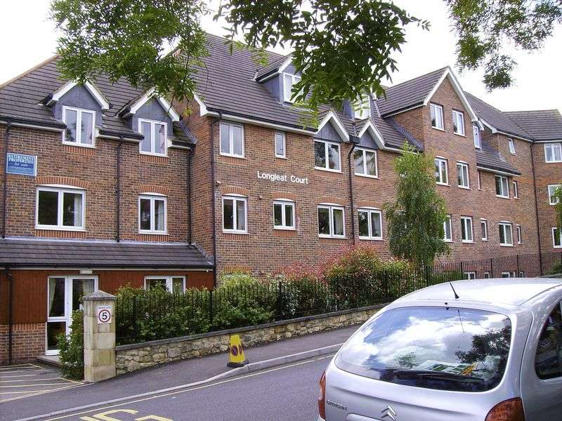1 Bedroom Retirement Property for sale in Longleat Court, Frome, BA11 1ED