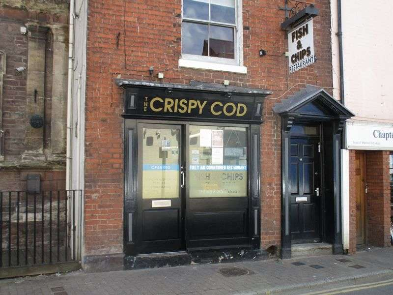 Property for sale in Leasehold fish and chip shop