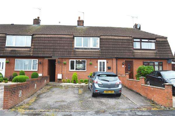 3 Bedrooms Town House for sale in John Offley Road, Madeley, Nr Crewe