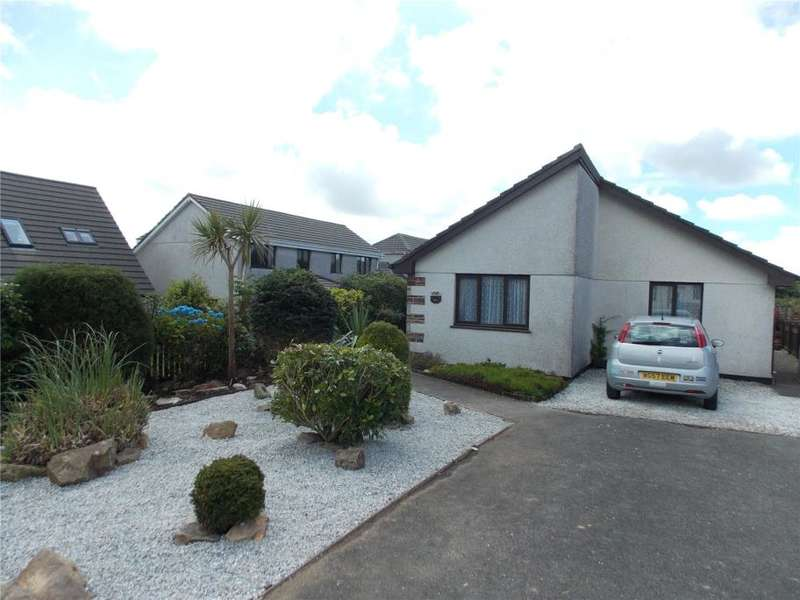 2 Bedrooms Detached Bungalow for sale in Park Pennkarn, Delabole, Camelford