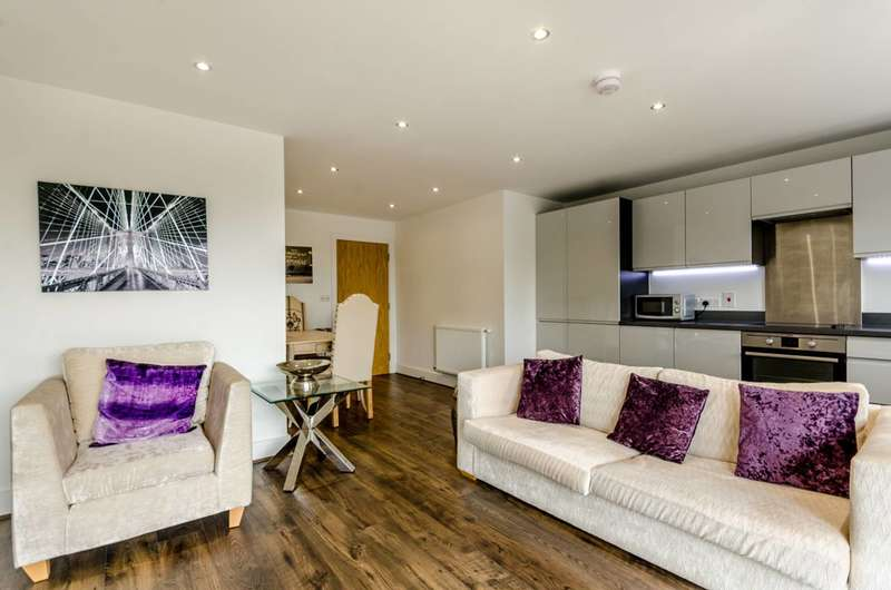 1 Bedroom Flat for sale in Osiers Road, Wandsworth, SW18