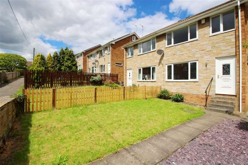 3 Bedrooms Semi Detached House for sale in Topcliffe Mews, Morley, LS27