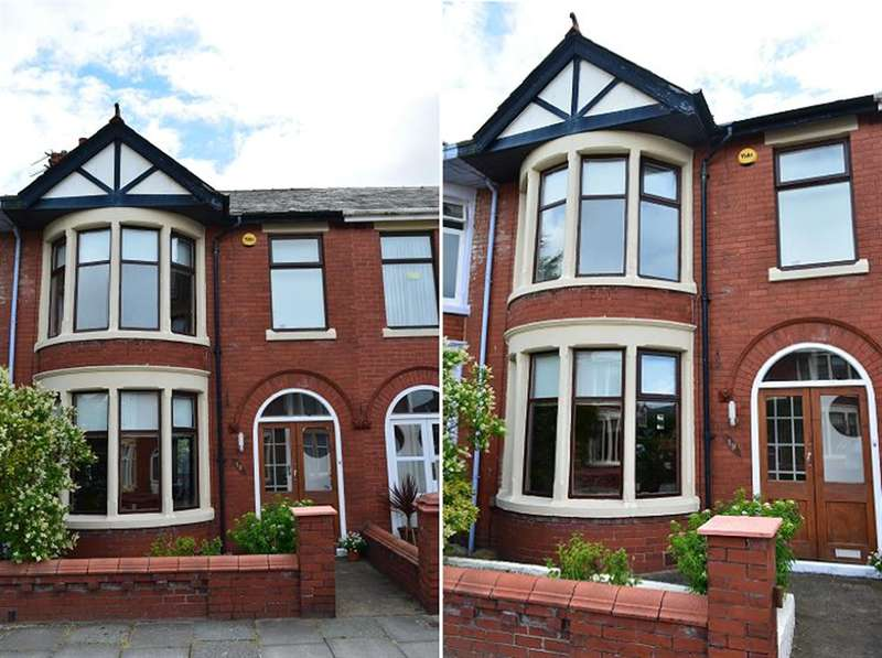 5 Bedrooms Terraced House for sale in Scarsdale Ave, South Shore, Blackpool, FY4 2PD