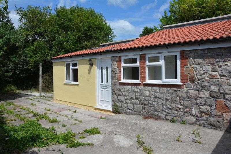 1 Bedroom Detached Bungalow for sale in 3 Gordon Road, Weston-Super-Mare