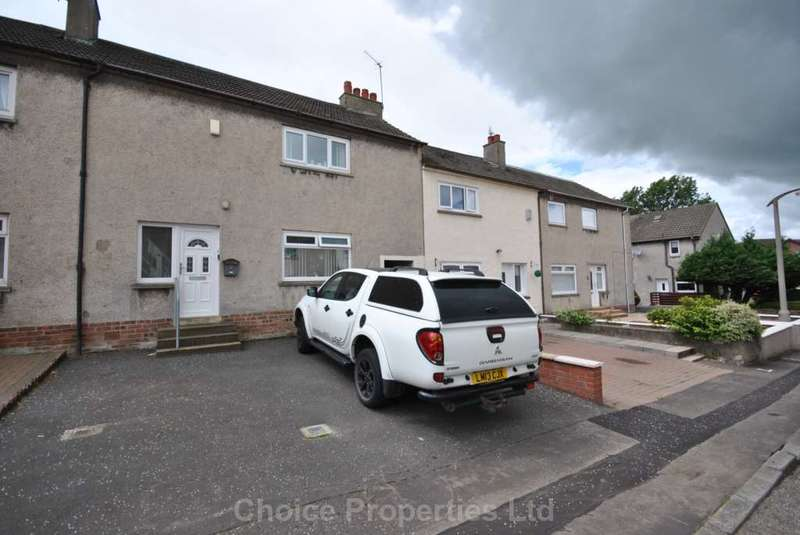 3 Bedrooms Terraced House for sale in Lomond Road, Kilmarnock, KA1 3SH