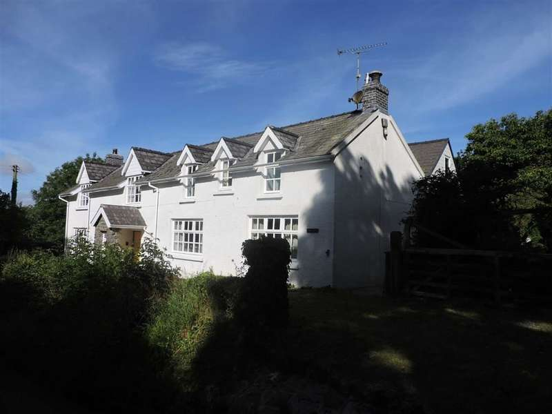 4 Bedrooms Property for sale in Ludchurch, Narberth, Pembrokeshire