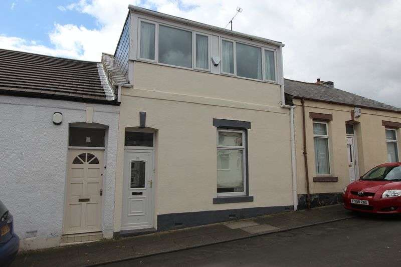 4 Bedrooms Terraced House for sale in Lumley Street, Millfield, Sunderland