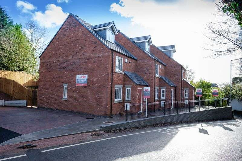 3 Bedrooms Terraced House for sale in Mill Lane, Tettenhall Wood, Wolverhampton