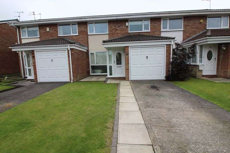 3 Bedrooms Terraced House for sale in Manion Close, Liverpool