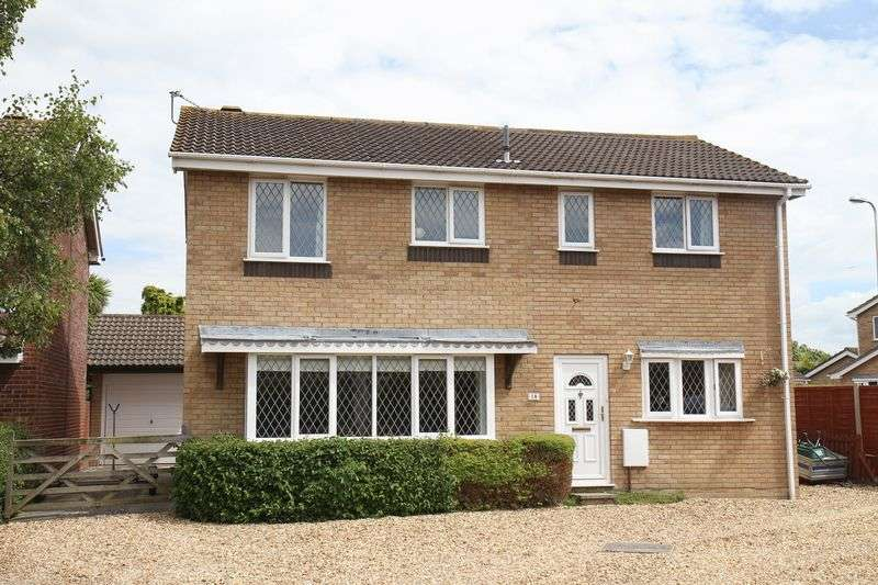 4 Bedrooms Detached House for sale in Chipping Cross, Clevedon