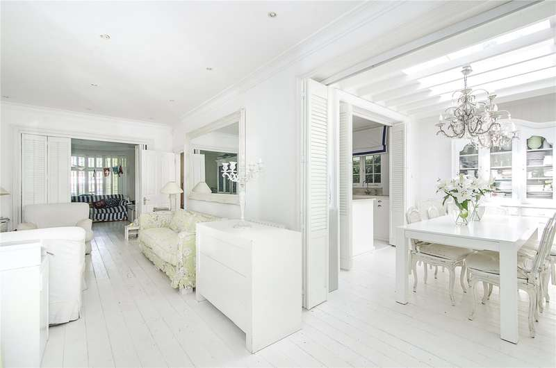 6 Bedrooms Semi Detached House for sale in Viewfield Road, London, SW18