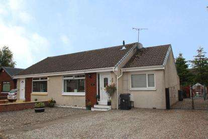 2 Bedrooms Bungalow for sale in Wishart Drive, Stirling