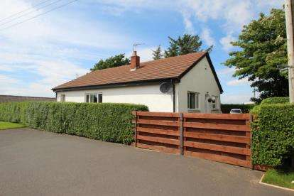 3 Bedrooms Bungalow for sale in Auchengate, By Troon