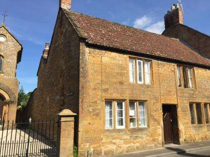 2 Bedrooms End Of Terrace House for sale in Montacute, Somerset