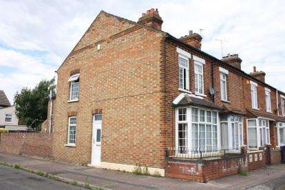 2 Bedrooms End Of Terrace House for sale in Howard Street, Kempston, Bedford, Bedfordshire