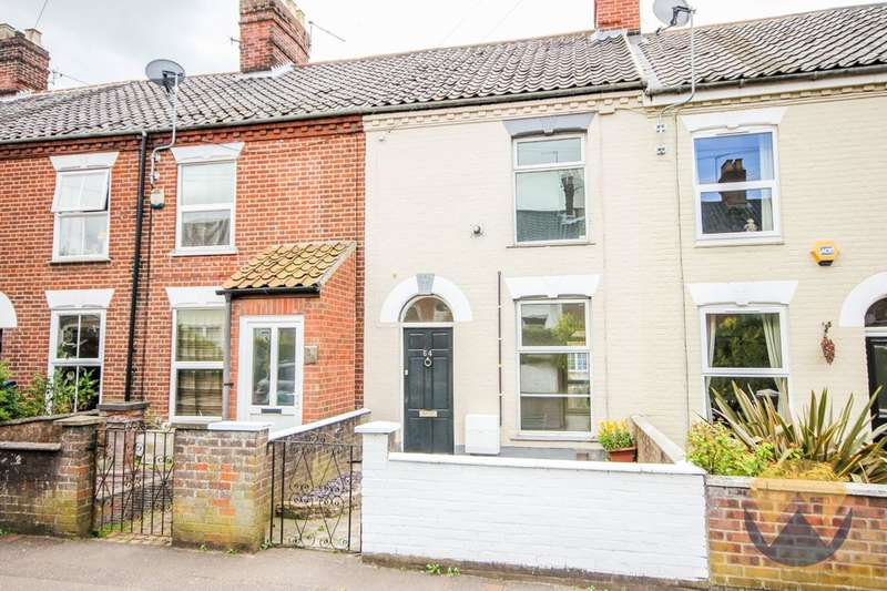 2 Bedrooms Terraced House for sale in Marlborough Road, Norwich, NR3