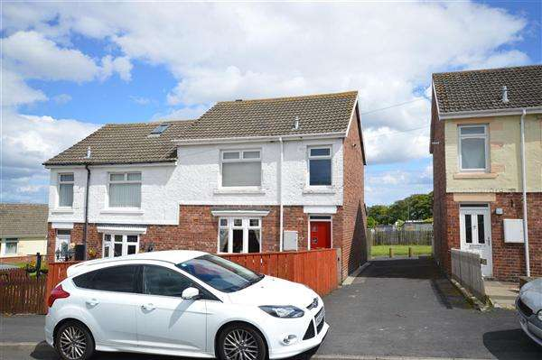 2 Bedrooms Semi Detached House for sale in Elm Terrace, Stanley