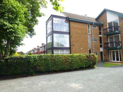 2 Bedrooms Flat for sale in Robertswood, 49 Park Road South, Middlesbrough