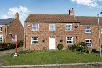 4 Bedrooms Semi Detached House for sale in Whitehouse Wynd, West Rounton, Northallerton, North Yorkshire
