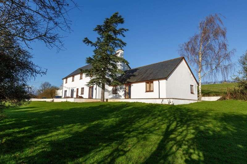 6 Bedrooms Detached House for sale in Tedburn St. Mary, Exeter