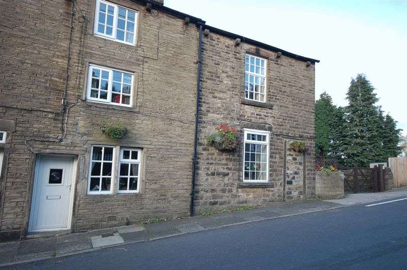4 Bedrooms Terraced House for sale in Town Lane, Glossop