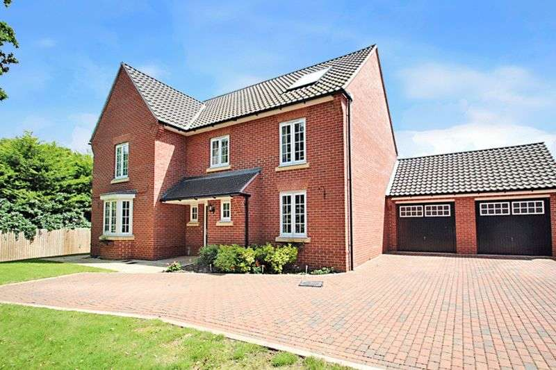 5 Bedrooms Detached House for sale in Taylors Lane, Old Catton