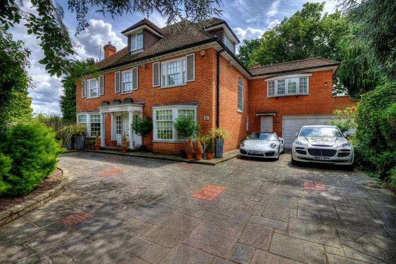 7 Bedrooms Detached House for sale in Edgecoombe Close, Kingston Upon Thames