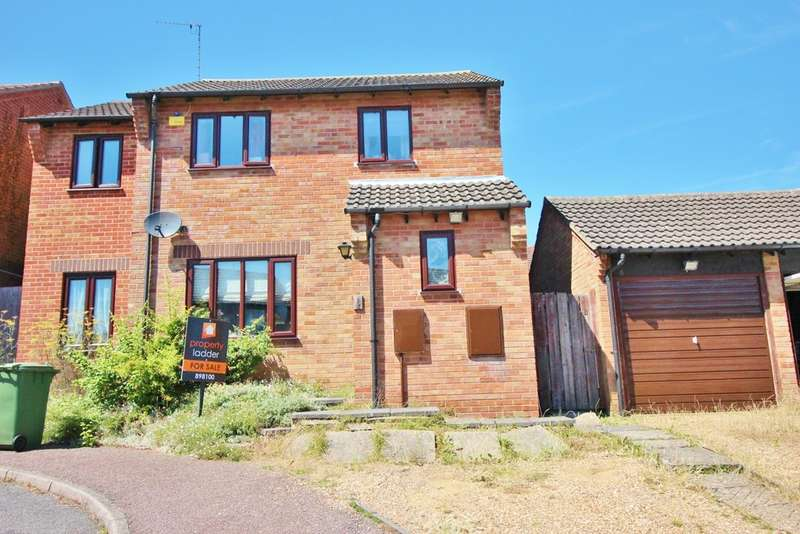 4 Bedrooms Detached House for sale in Chittock Close, Spixworth