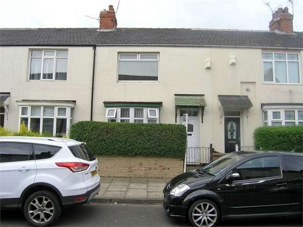 2 Bedrooms Terraced House for sale in Wembley Street, Middlesbrough, North Yorkshire