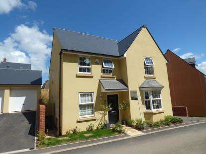 4 Bedrooms House for sale in Exeter, Devon