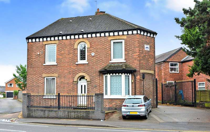 4 Bedrooms Property for sale in Derby Road, Long Eaton