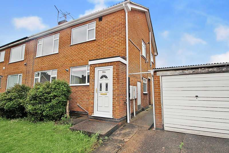 2 Bedrooms Flat for sale in Brampton Drive, Stapleford