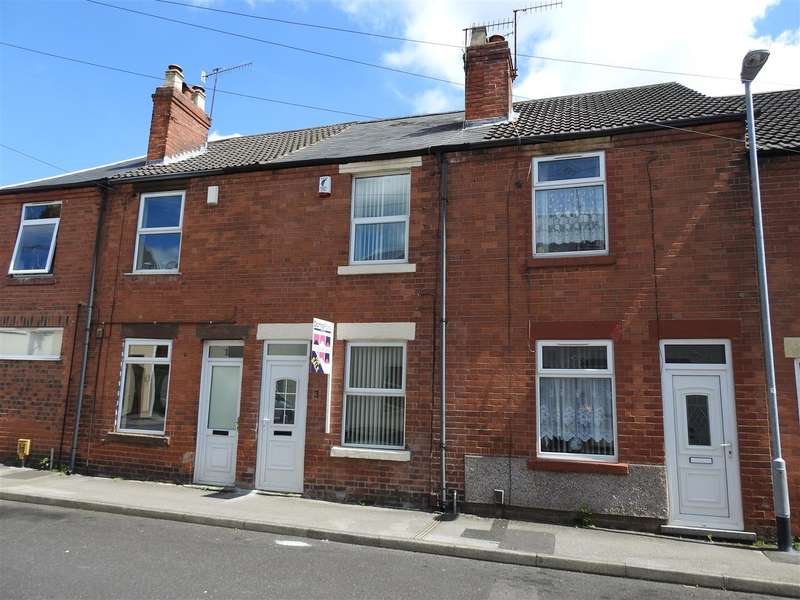 2 Bedrooms Property for sale in Florence Street, Hucknall, Nottingham