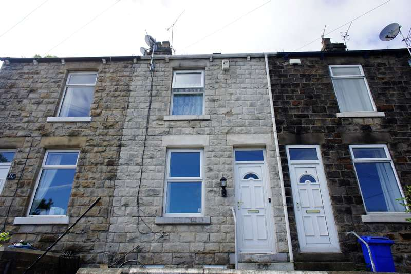 2 Bedrooms Terraced House for sale in Edward Street, Stocksbridge, Sheffield, S36 1BA