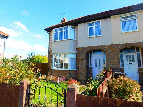 3 Bedrooms End Of Terrace House for sale in Edgemoor Drive, Liverpool