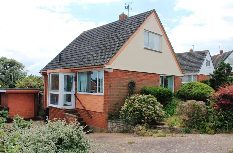 3 Bedrooms Detached Bungalow for sale in Exmouth