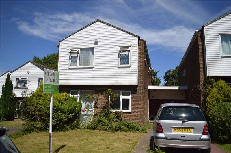 4 Bedrooms Detached House for sale in Woodhatch Spinney, Coulsdon