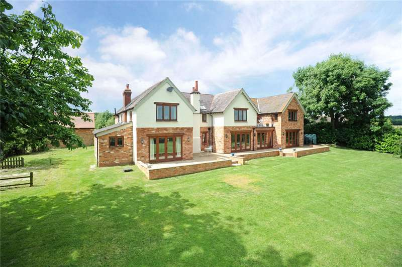 5 Bedrooms Detached House for sale in Gaydon Road, Bishops Itchington, Southam, Warwickshire, CV47