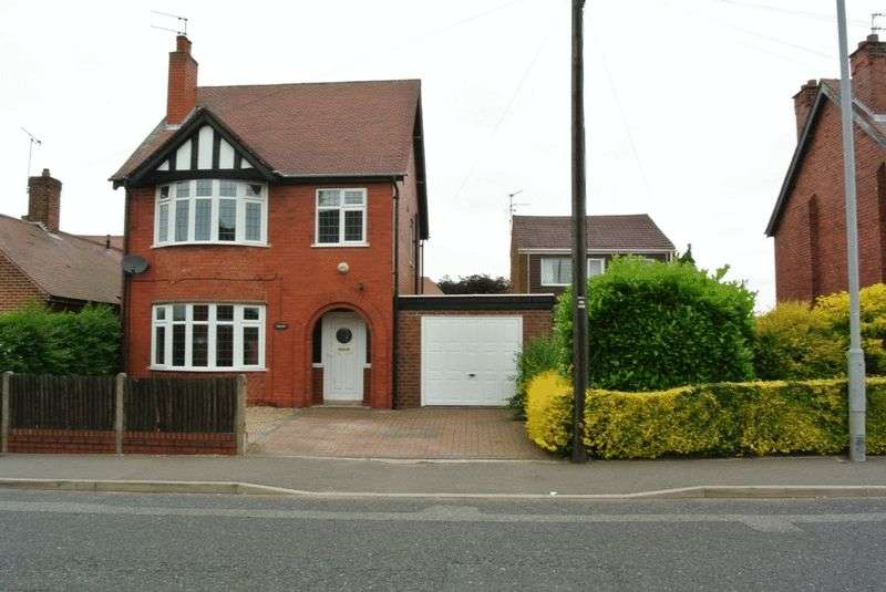 3 Bedrooms Detached House for sale in High Pavement, Sutton-In-Ashfield