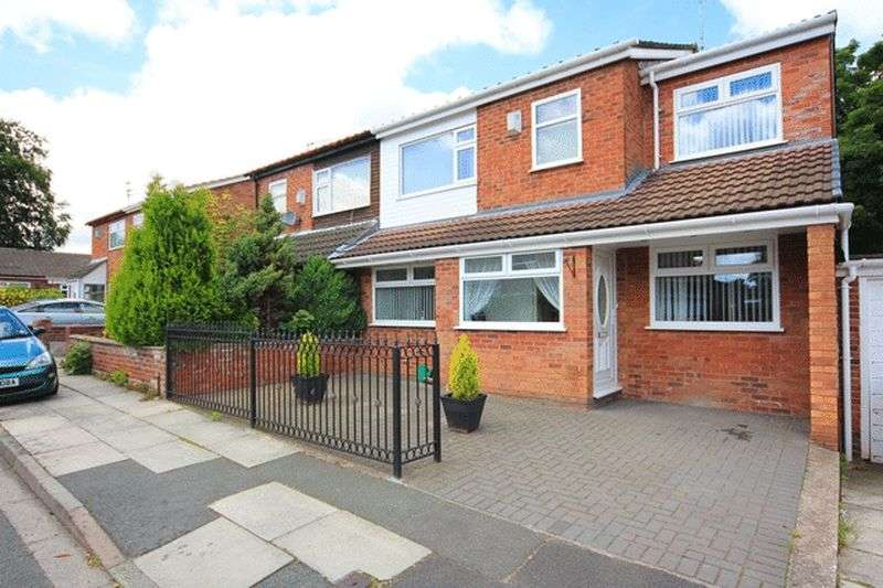 3 Bedrooms Semi Detached House for sale in Watergate Way, Woolton, Liverpool, L25