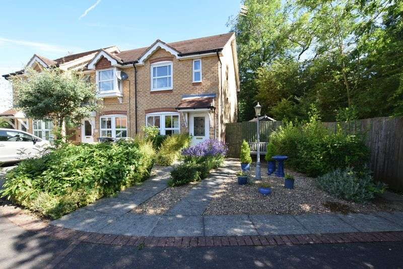 2 Bedrooms Semi Detached House for sale in Withers Close, Oakham