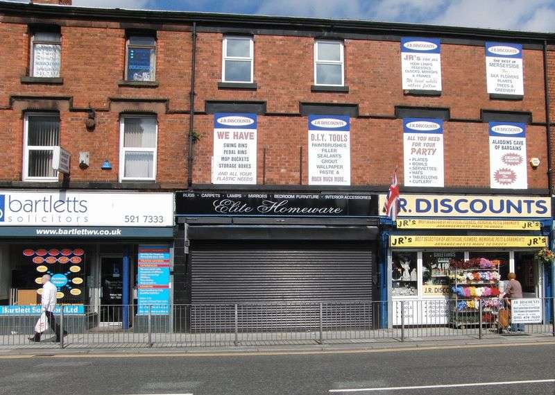 Land Commercial for sale in Walton Vale, Liverpool