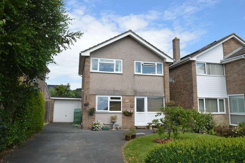 3 Bedrooms Detached House for sale in Fairleigh Road, Clevedon