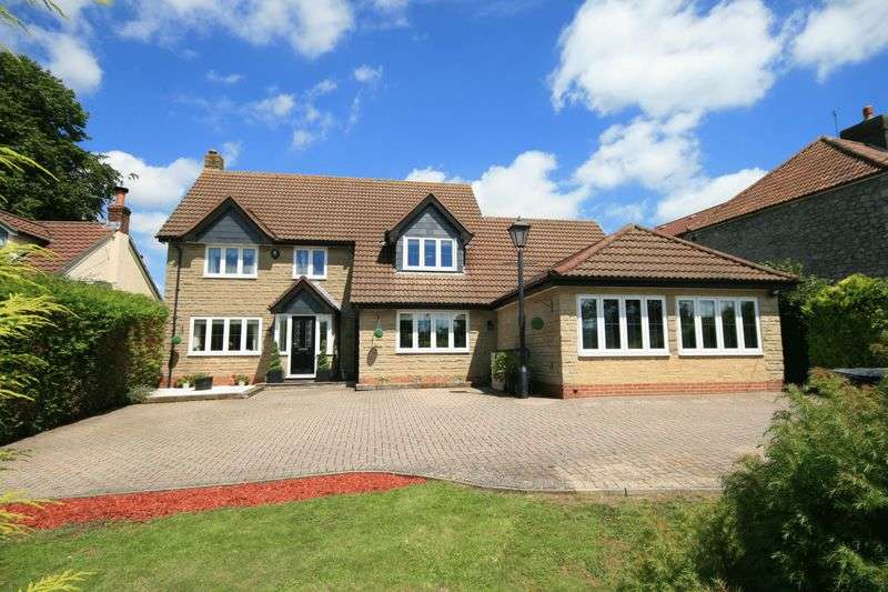 5 Bedrooms Detached House for sale in Wick, South Gloucestershire
