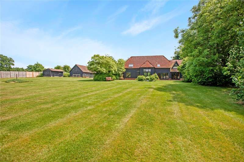 6 Bedrooms Detached House for sale in Sulhamstead Hill, Sulhamstead, Reading, Berkshire, RG7