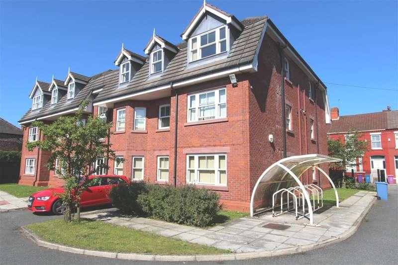 2 Bedrooms Apartment Flat for sale in Lidderdale Court, Lidderdale Road, Wavertree, Liverpool