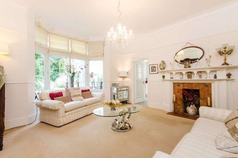 2 Bedrooms Flat for sale in Tooting Bec Gardens, Streatham, SW16