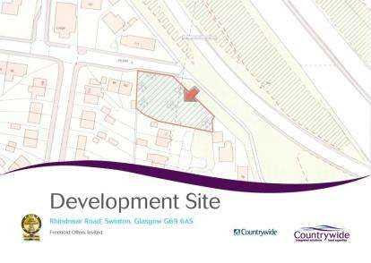Land Commercial for sale in Rhindmuir Road, Baillieston, Glasgow, Lanarkshire