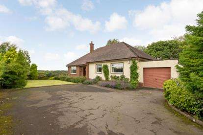 3 Bedrooms Bungalow for sale in Braefoot, Annbank