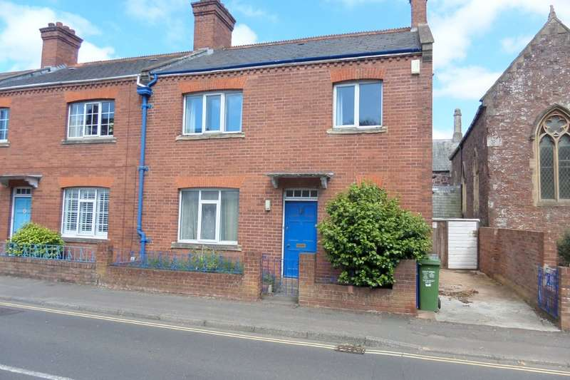 3 Bedrooms End Of Terrace House for sale in St Andrews Road, Old Exwick